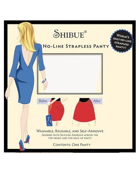 Panty Invisible 401032 Shibue